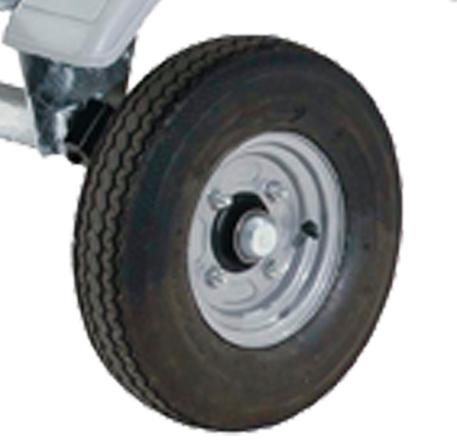 rueda remolque