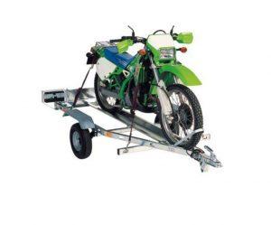 Eco moto 2. remolque portamotos